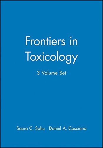 Frontiers in Toxicology (Hardback)