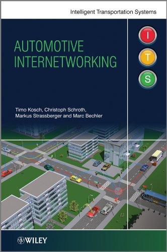 9780470749791: Automotive Inter-networking (Intelligent Transport Systems)
