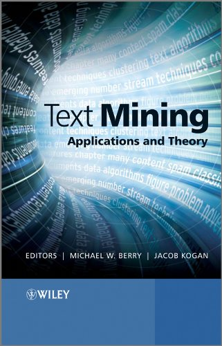 9780470749821: Text Mining: Applications and Theory