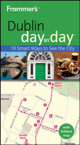 9780470749944: Frommer's Dublin Day By Day (Frommer's Day by Day - Pocket)