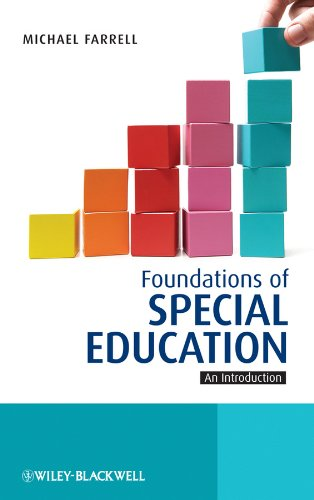 9780470753965: Foundations of Special Education: An Introduction