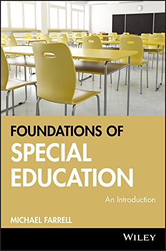 9780470753972: Foundations of Special Education: An Introduction