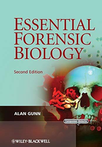9780470758038: Essential Forensic Biology