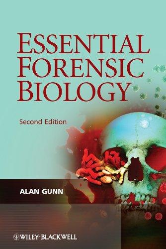 Essential Forensic Biology (Hardback): Alan Gunn