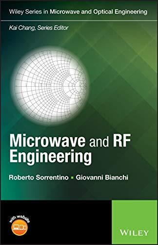 9780470758625: Microwave and RF Engineering