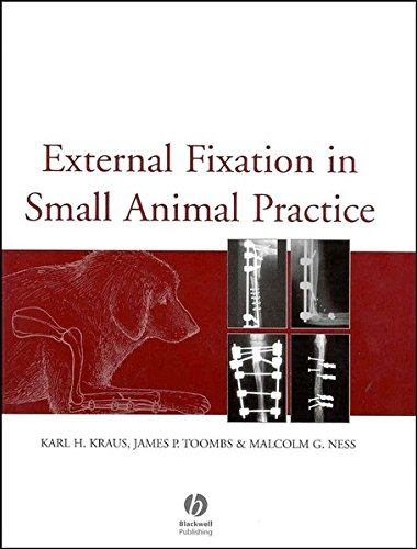 9780470759905: External Fixation in Small Animal Practice