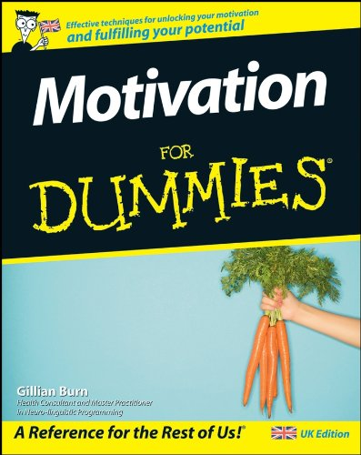 9780470760352: Motivation for Dummies (UK Edition)