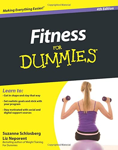 9780470767597: Fitness for Dummies