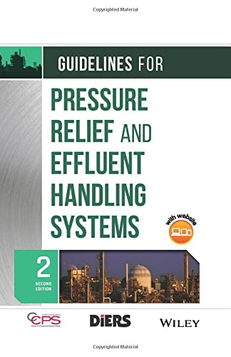 9780470767733: Guidelines for Pressure Relief and Effluent Handling Systems