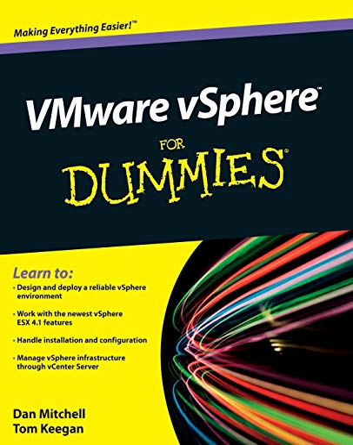 9780470768723: VMware vSphere for Dummies