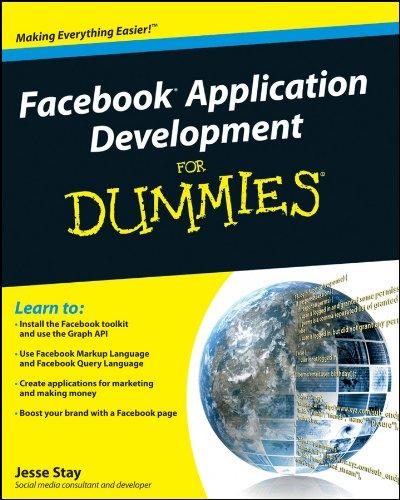 9780470768730: Facebook Application Development for Dummies