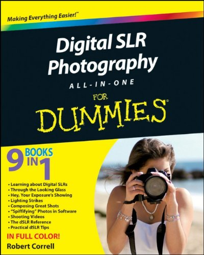 9780470768785: Digital SLR Photography All-in-One For Dummies