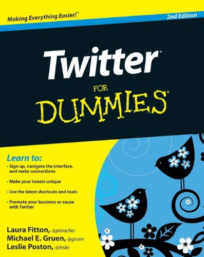 9780470768792: Twitter For Dummies