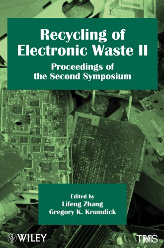 9780470768846: Recycling of Electronic Waste II: Proceedings of the Second Symposium