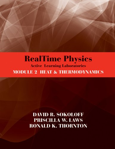 9780470768914: RealTime Physics Active Learning Laboratories, Module 2: Heat and Thermodynamics