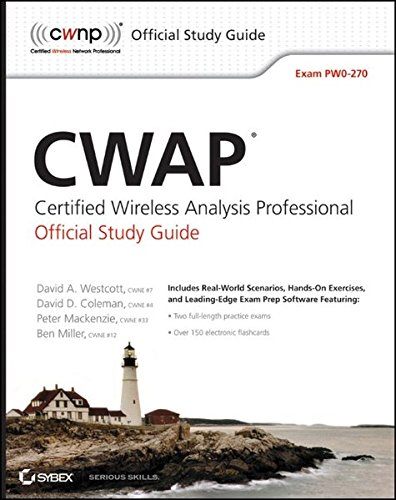 9780470769034: CWAP Certified Wireless Analysis Professional Official Study Guide: Exam PW0-270