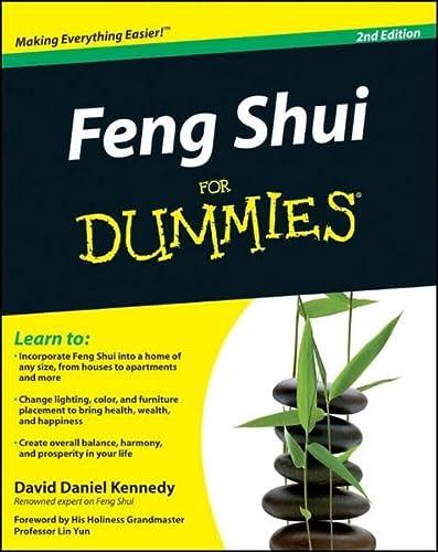 9780470769324: Feng Shui For Dummies