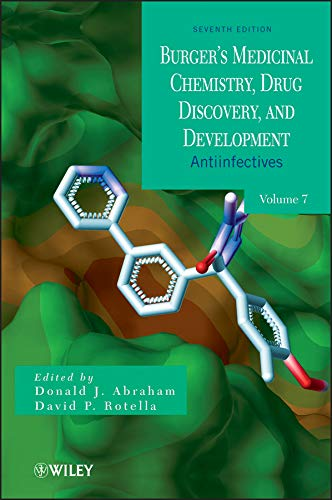 9780470770085: Burger's Medicinal Chemistry, Drug Discovery and Development
