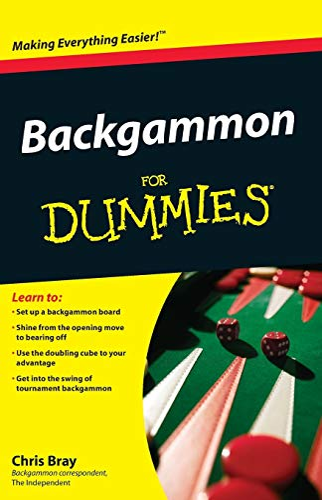 9780470770856: Backgammon For Dummies