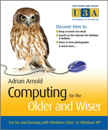 Computing for the Older and Wiser: Get: Adrian Arnold