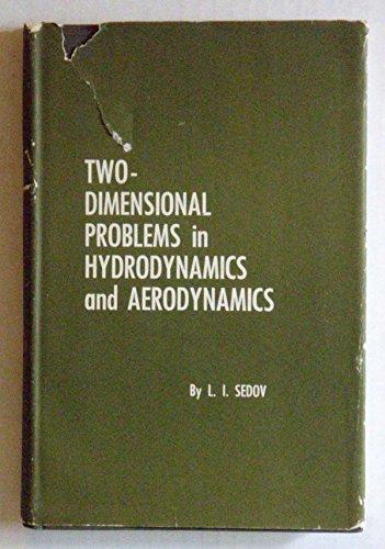 9780470771105: Two-dimensional Problems in Hydrodynamics and Aerodynamics
