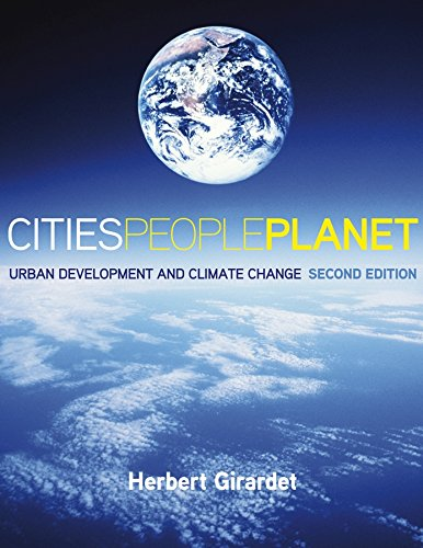 9780470772706: Cities People Planet: Urban Development and Climate Change