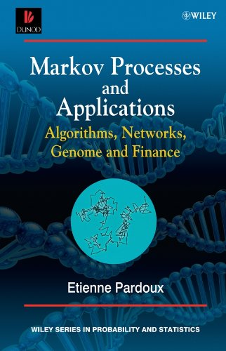 9780470772713: Markov Processes and Applications: Algorithms, Networks, Genome and Finance
