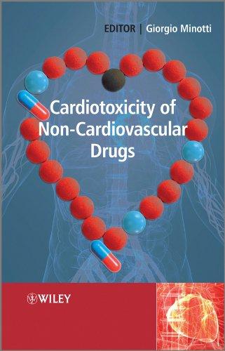 9780470772744: Cardiotoxicity of Non-Cardiovascular Drugs