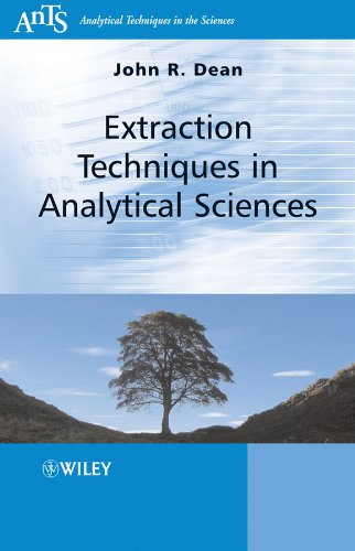 9780470772850: Extraction Techniques in Analytical Sciences (Analytical Techniques in the Sciences (Ants))