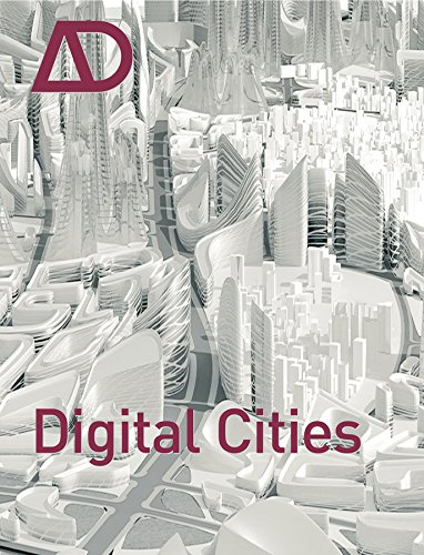 9780470773000: Digital Cities Ad: Architectural Design