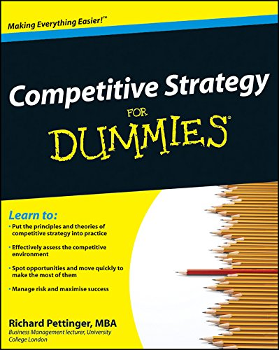 9780470779309: Competitive Strategy For Dummies
