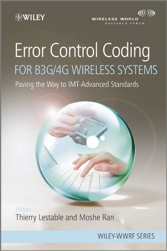 9780470779354: Error Control Coding for B3G/4G Wireless Systems: Paving the Way to IMT-Advanced Standards