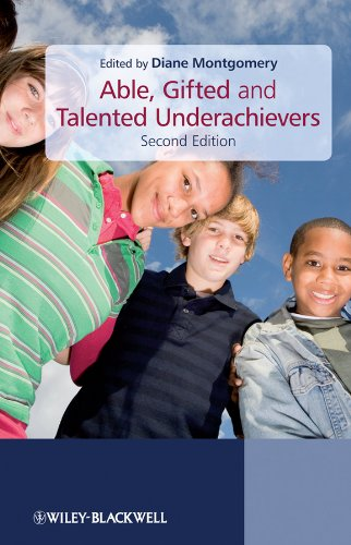 9780470779408: Able, Gifted and Talented Underachievers