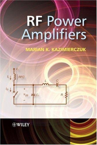 9780470779460: RF Power Amplifiers