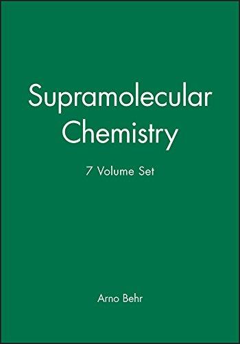 Supramolecular Chemistry, 7 Volume Set (Hardback): Arno Behr