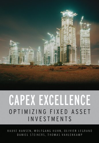 9780470779675: CAPEX Excellence: Optimizing Fixed Asset Investments