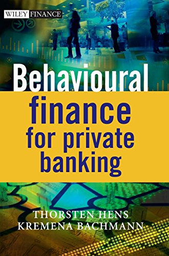 9780470779996: Behavioural Finance for Private Banking