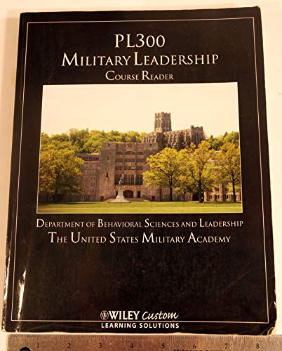 9780470784419: PL300 Military Leadership Course Reader