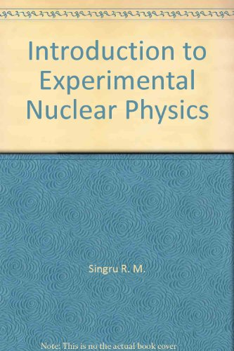 9780470793152: Introduction to experimental nuclear physics