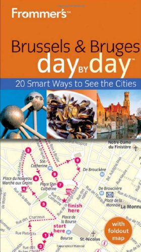 9780470794227: Frommer's Brussels and Bruges Day By Day (Frommer's Day by Day - Pocket)