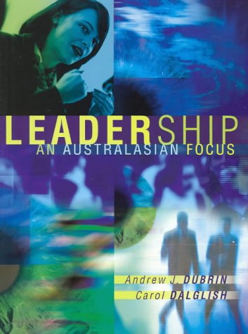 9780470800652: Leadership: An Australasian Focus