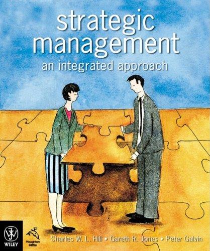 9780470801765: Strategic Management: An Integrated Approach