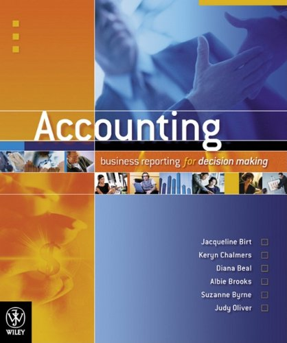 Edition for pdf reporting accounting business decision making 5th
