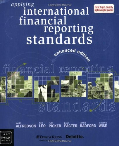 9780470808238: Applying International Financial Reporting Standards