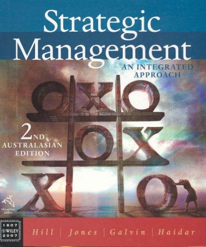 9780470809297: Strategic Management: An Integrated Approach