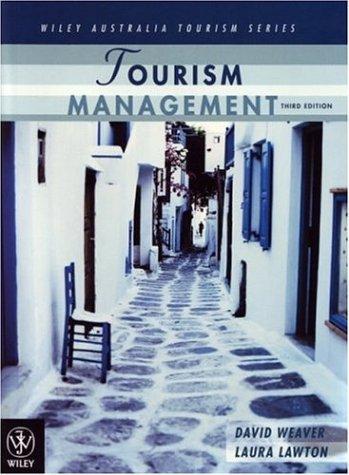 9780470809549: Tourism Management, Third Edition (Wiley Australia Tourism)