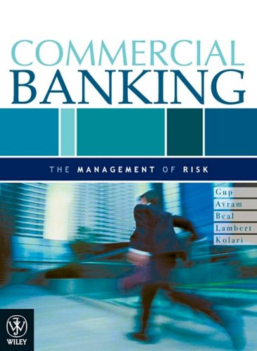 9780470810729: Commercial Banking: The Management of Risk