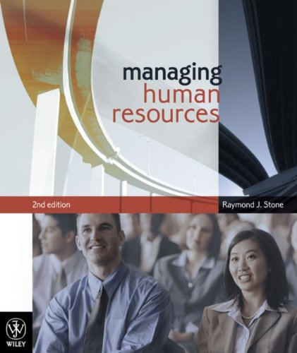 9780470810767: Managing Human Resources
