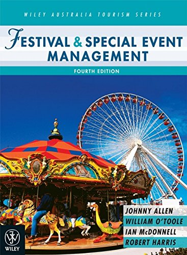 9780470812525: Festival and Special Event Management