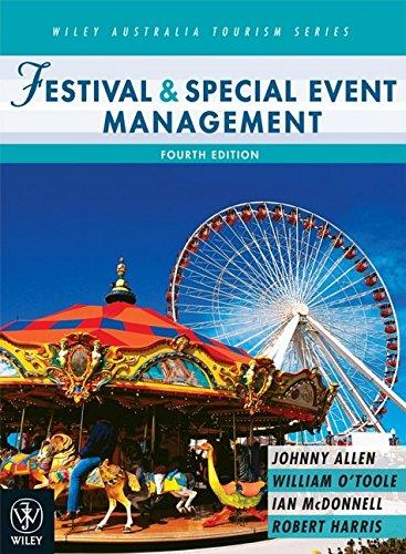 9780470812525: Festival & Special Event Management